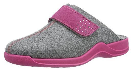 Rohde Vaasa-D, Damen Pantoffeln, Grau (Quarz 81), 40 EU