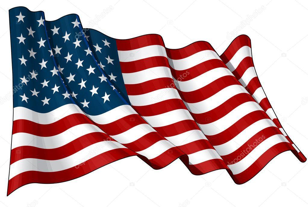 Flag Of Usa Stock Photo Affiliate Usa Flag Photo Stock Ad American Flag Waving American Flag Art American Flag Drawing