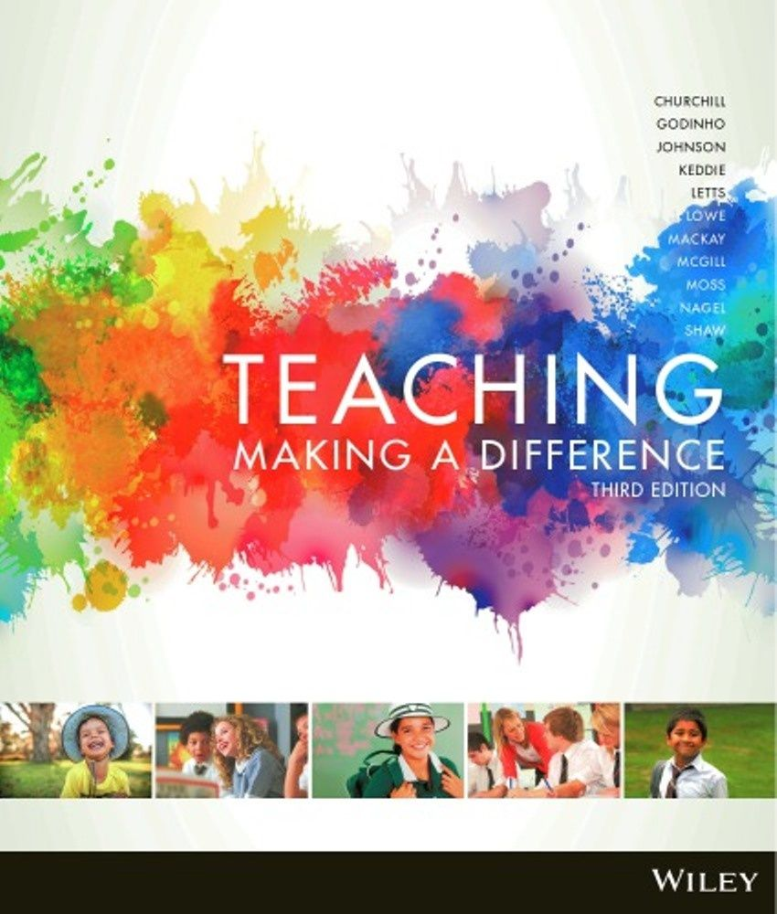 Teaching Making A Difference Pdf