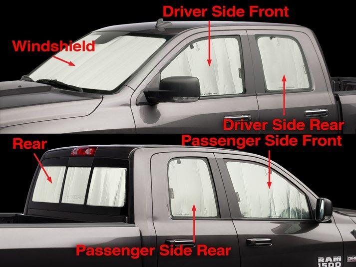 For 09-19 Dodge Ram 1500 2500 3500 Matte Blk Aluminum Fuel Gas Door Cover+Lock