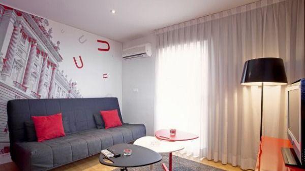 Hospedarse en apartamentos!