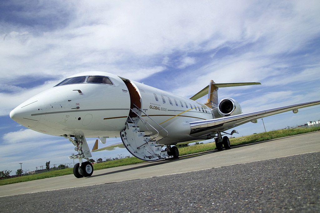 Global 5000 Ultra Long Range Jet Skyservice Air Charter