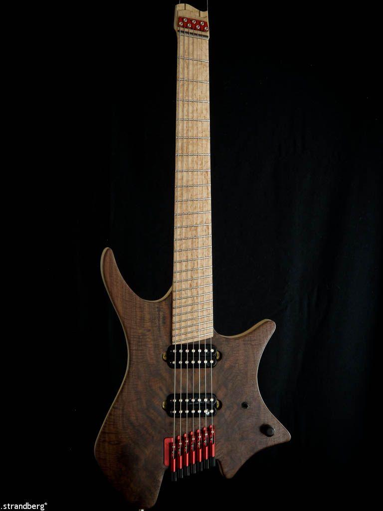 misha mansoor 39 s 7 string strandberg guitar guitars pinterest guitars instruments and bass. Black Bedroom Furniture Sets. Home Design Ideas