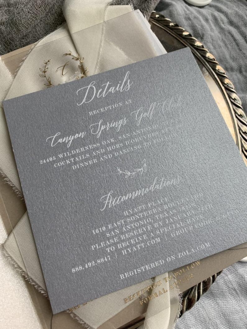 Acrylic Invitations Acrylic Invites Clear Invitations