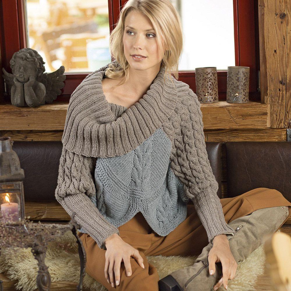 схема вязание свитера спицами 2013