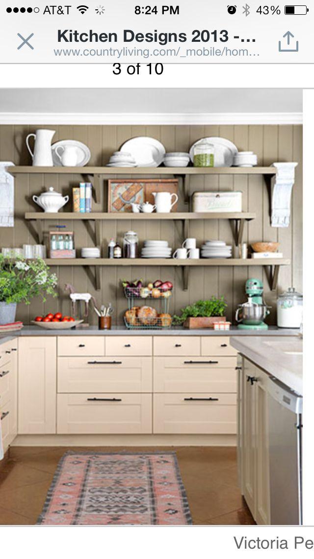 Pinvikki Montoya On Kitchen  Pinterest  Kitchens New Country Kitchen Designs 2013 Design Ideas