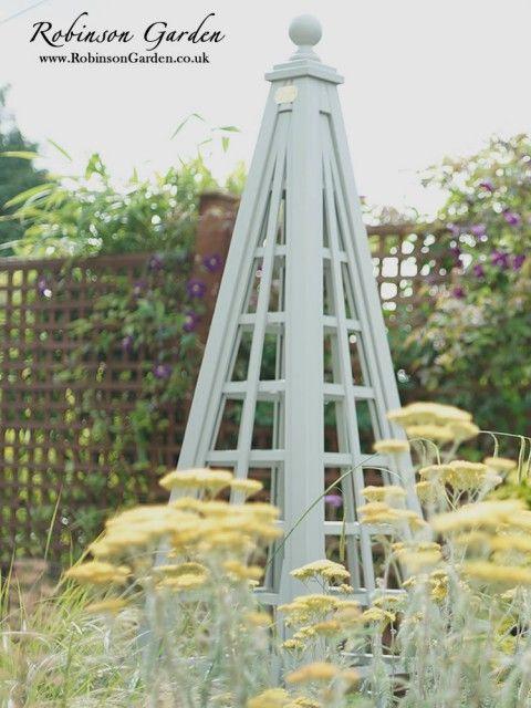 Wooden Garden Obelisks Wooden Obelisks Wooden Garden Obelisk Plans