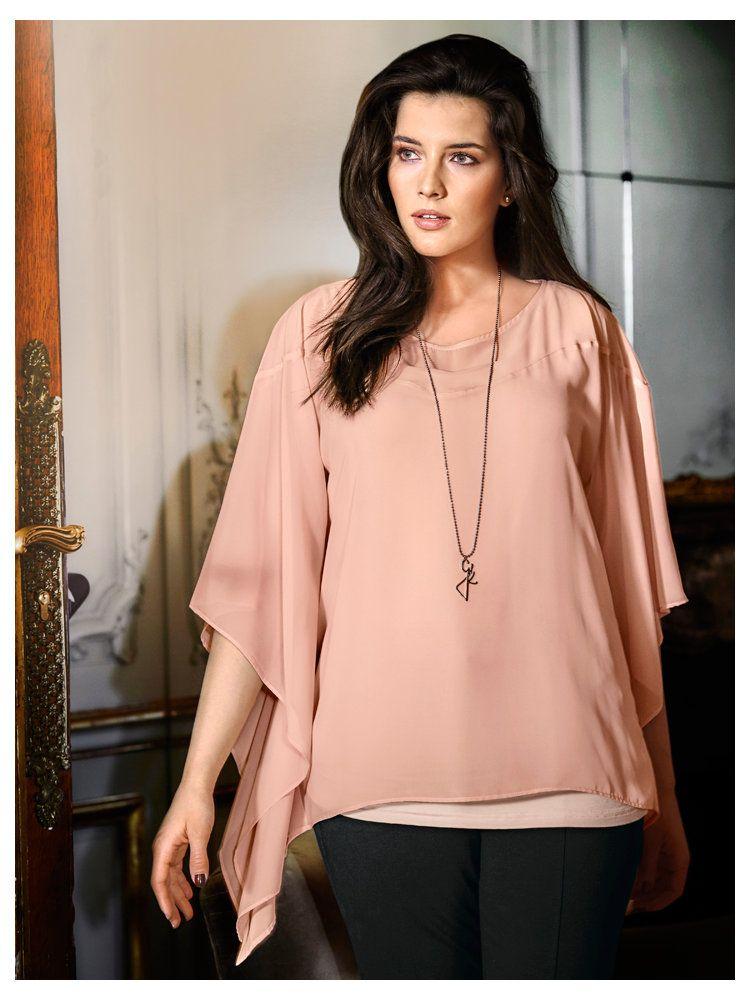 blouse femme chic grande taille pas cher xxl. Black Bedroom Furniture Sets. Home Design Ideas
