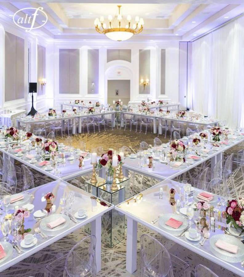 Disposition de tables disposition de tables pour une grande tabl e id - Disposition de table mariage ...