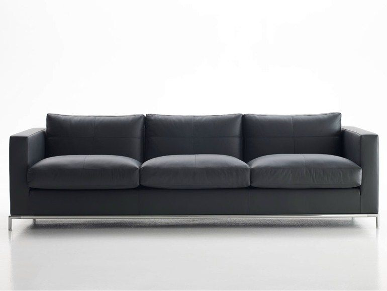 Previews Lema at Imm Cologne | Leather sofas