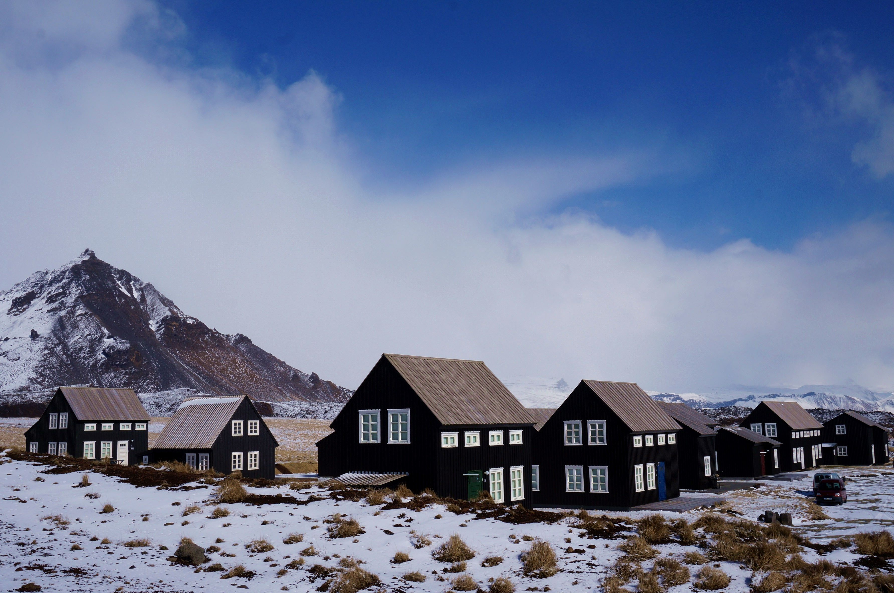 Swell Black Houses In Hellnar N E S T In 2019 Iceland Download Free Architecture Designs Xoliawazosbritishbridgeorg