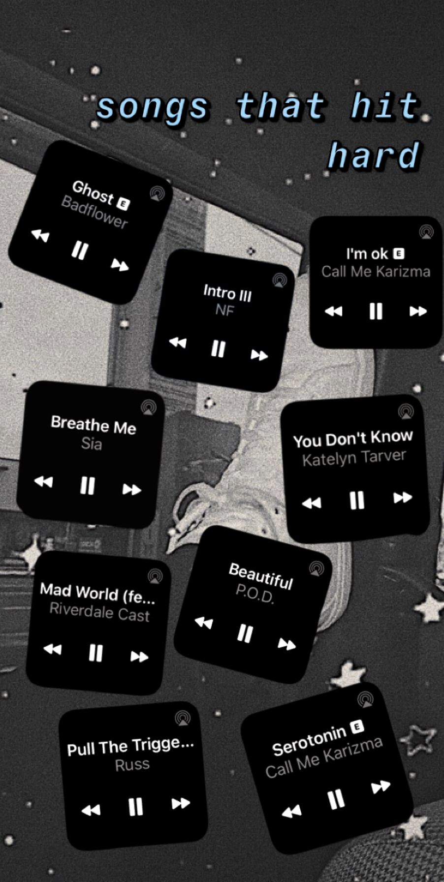 Songs That Hit Me Hard Literature Song Quotes Linda Blog Music Genres Quotes The Happy Have Har Blo Depressing Songs Heartbreak Songs Mood Songs