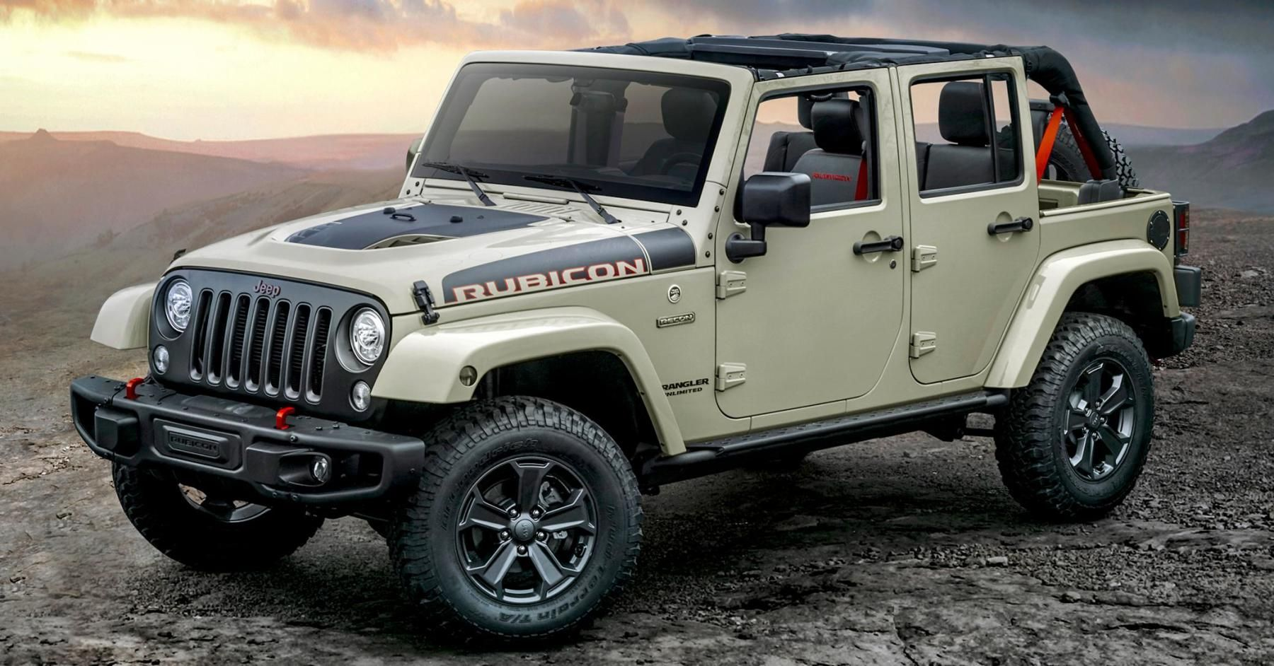 This Special Edition Jeep Wrangler With Every Possible Upgrade Is