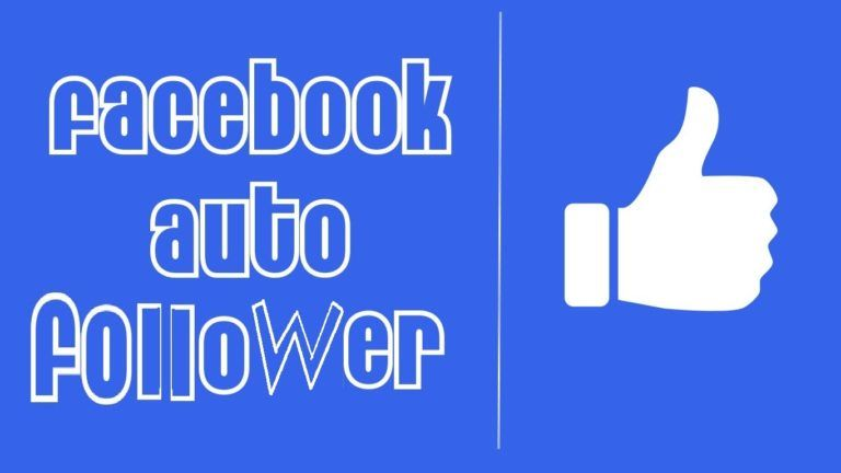 Download FB Auto Followers Free Android Apk App to get