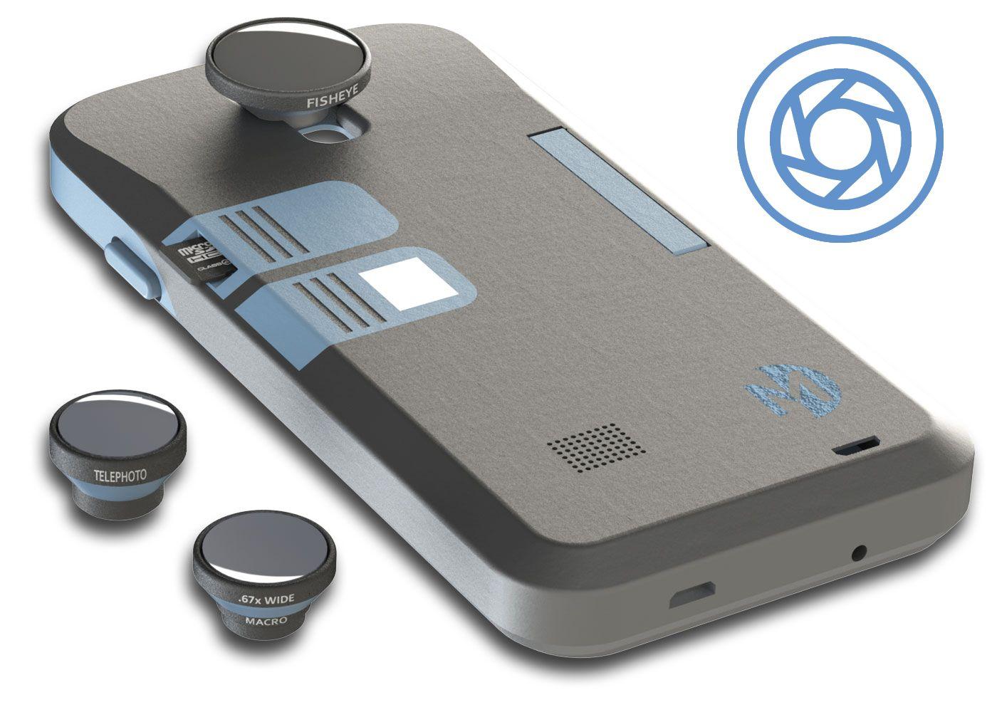 MODR: The worlds most powerful modular case    Indiegogo