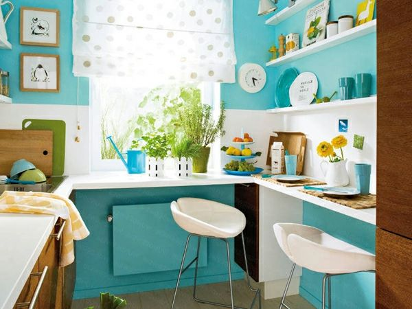 wandgestaltung f r die k che einrichtungsl sungen nach. Black Bedroom Furniture Sets. Home Design Ideas