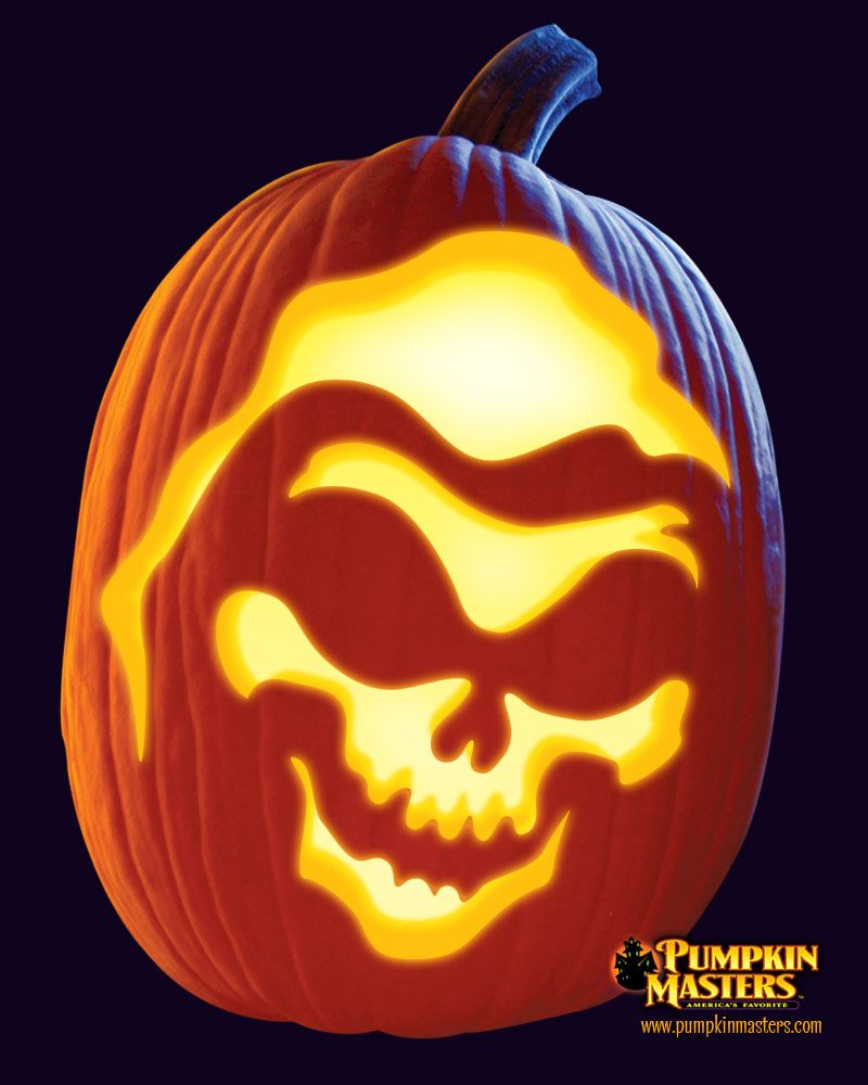 Grim Creeper From Pumpkin Masters This Pattern Is Free Visit For More Downloads