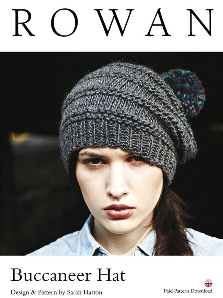 Buccaneer Hat in Rowan Cocoon - D170 - Downloadable PDF. Discover ...