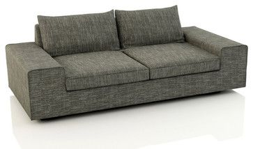 Modern Style Eco Friendly Sofa Bed That Is Made With 100 Alder Wood All Natural Latex And