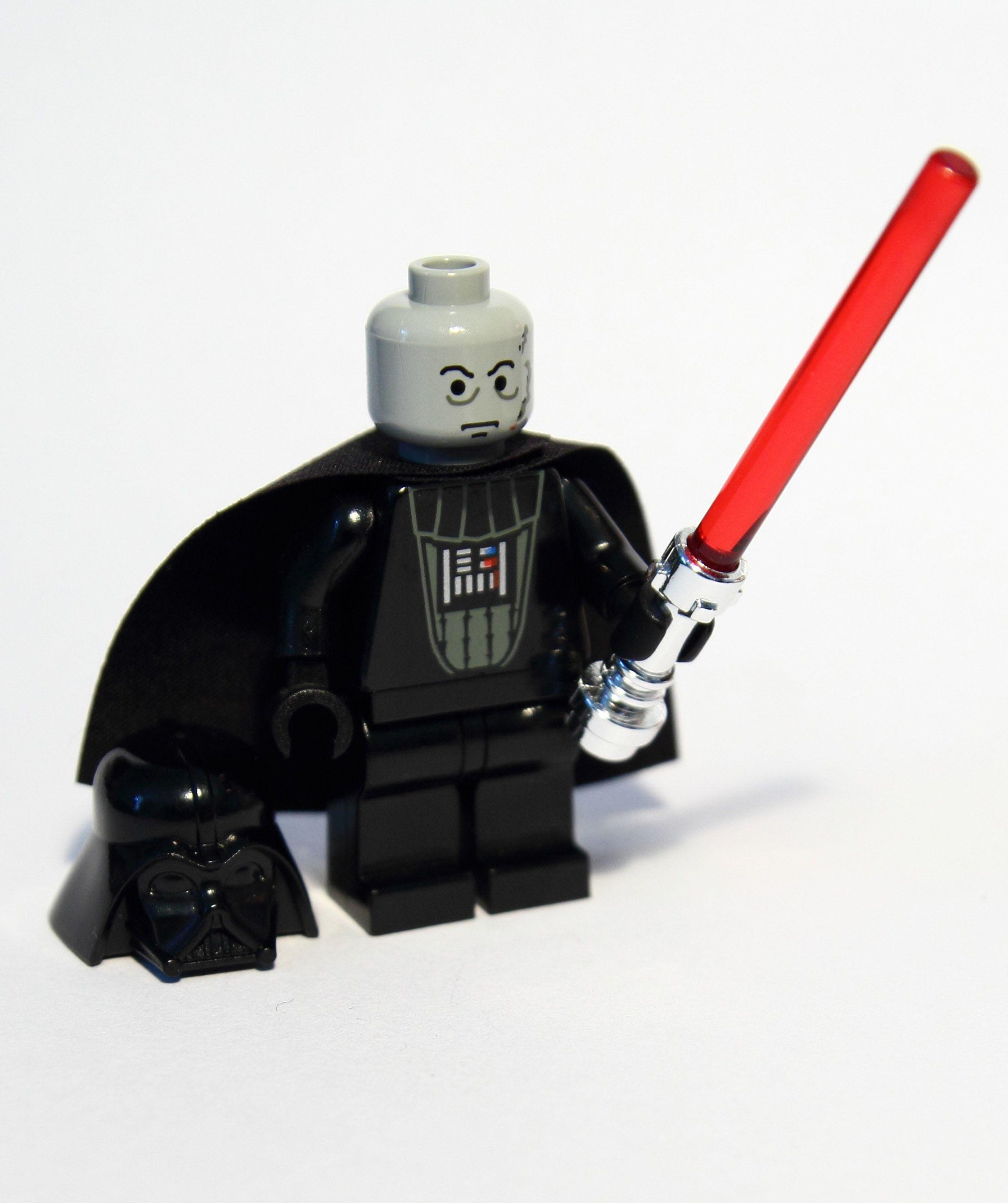 LEGO STAR WARS FIGUR ### LUKE SKYWALKER AUS SET 7128 ### = TOP!!!