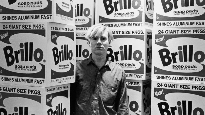 Andy Warhol, Cold and Mute, Is the Perfect Artist for Our Times #andywarhol