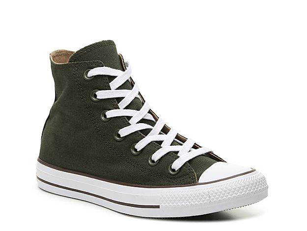 Women Chuck Taylor All Star High-Top Sneaker - Women s -Olive Green ... 6b7839ea2