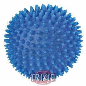 TRIXIE HEDGEHOG SOFT RUBBER BALL #dogtoy #dogchewtoy