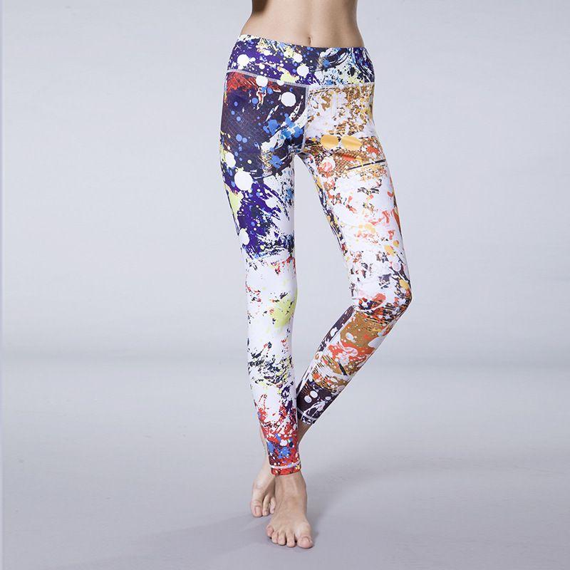 Custom Yoga Life Pattern Print Men's Low-Top Soft Net Cloth Fashion Running Shoes