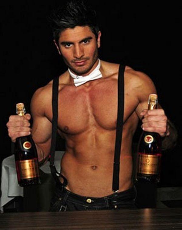 meilleure vente livraison rapide boutique officielle Happy Valentine's Day! | Hot Shirtless Men - graphic