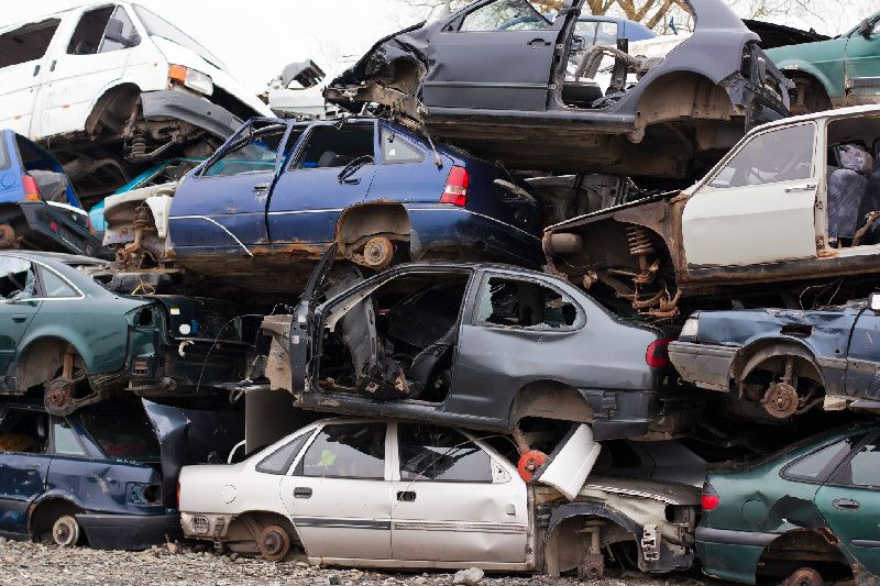 Get Rid Of Junk Cars in Calgary with Junk Car Removers