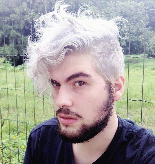 67 Hair Highlights Ideas Highlight Types And Products Explained 2020 Dyed Hair Men Grey Hair Dye Hair Highlights