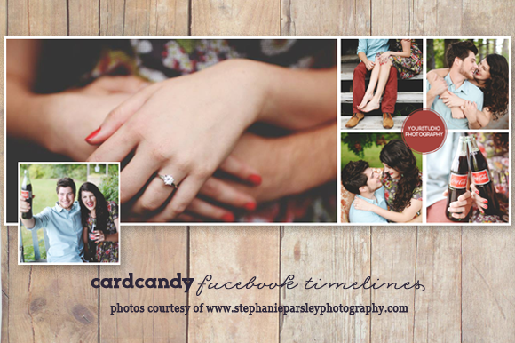 Check out Facebook Timeline Template by cardcandy on Creative Market