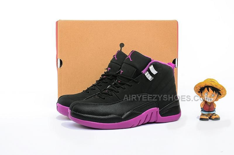 4be80a8e9f2 discount only65.00 air jordan 12 gs hyper violet 36 40 free shipping 64425  68fca