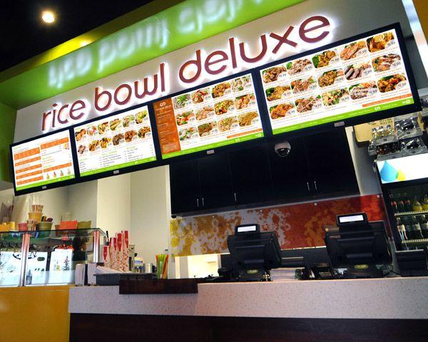 Japanese Restaurant Digital Menu Boards Google Search Speisekarte Restaurant Menu Tafel