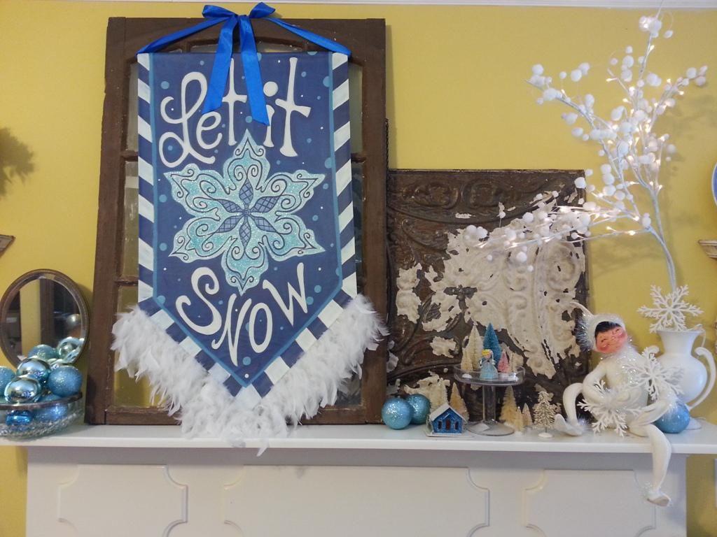 Winter Wonderland Table Decorating Ideas winter wonderland