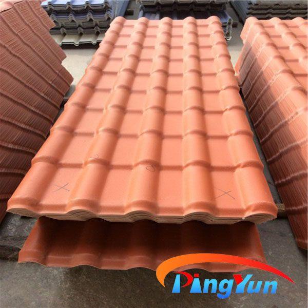 Hot Sale Roof Tile Accessories Asa Pvc Roofing Tile