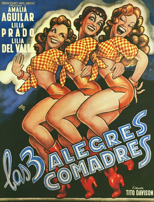 Watch Las tres alegres comadres Full-Movie Streaming