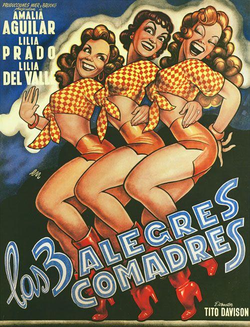 Download Las tres alegres comadres Full-Movie Free