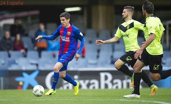 El 12-0 del Barça B, bajo la sombra de las apuestas