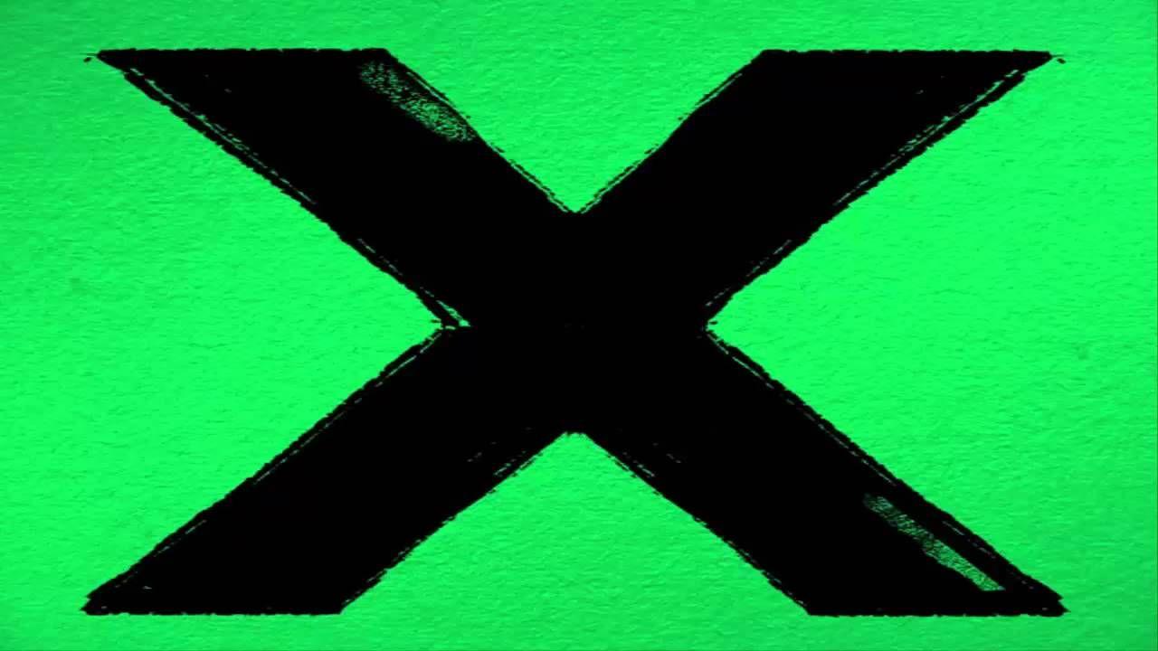 Ed Sheeran X Full Album Deluxe Edition Music Album Covers