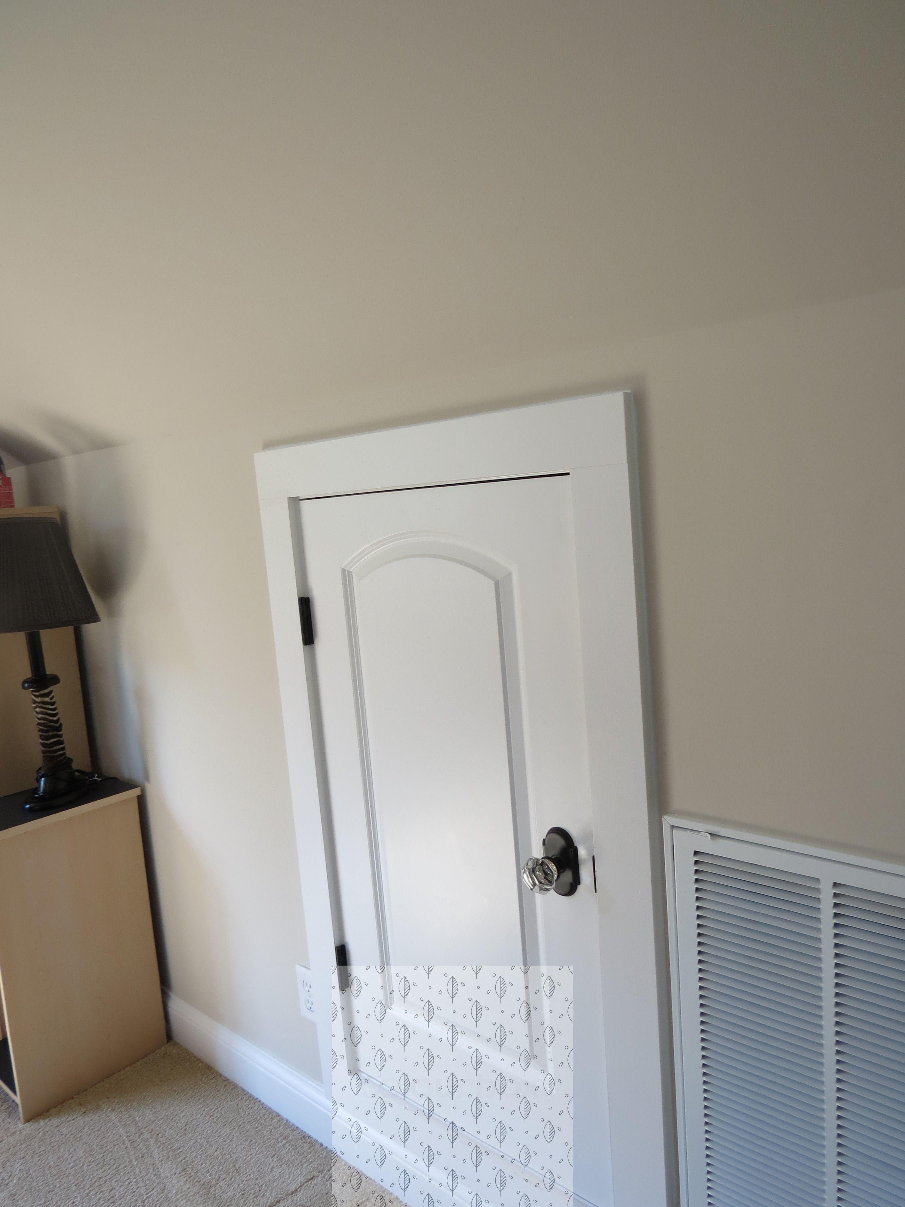 12 Uplifting Attic Rooms Teenager Ideas With Images Attic Access Door Attic Doors Attic Flooring