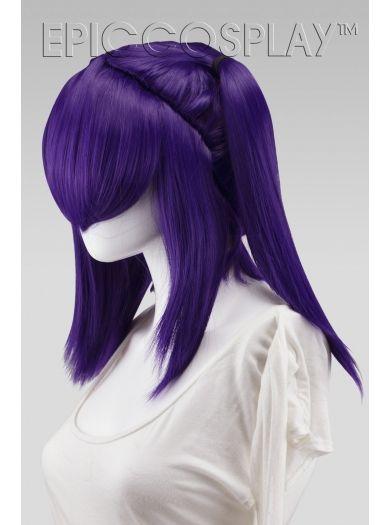 Photo of Gaia – Royal Purple Wig