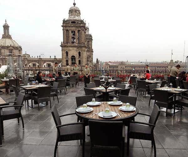Terraza El Balcón Del Zócalo Una Experiencia Gastronómica De