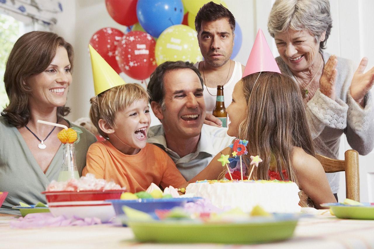 Картинки, семейные картинки с днем рождения