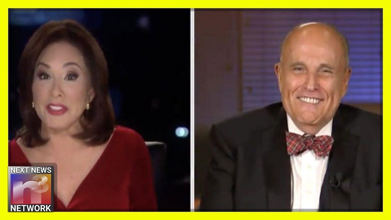 Rudy Giuliani Exposes Biden S Corruption In Ukraine On Live Tv Youtube In 2020 Rudy Giuliani Trump New