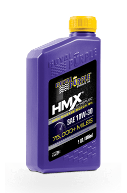 Royal Purple - High Mileage Synthetic Motor Oil