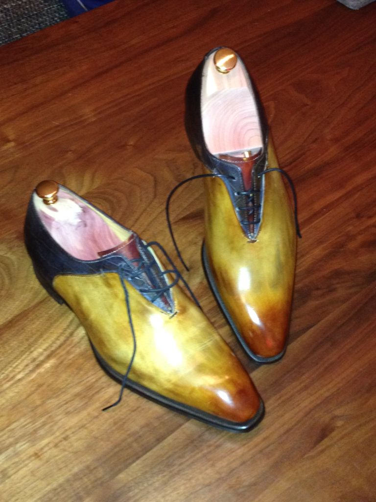 half off ddd8c ef911 Francesco Benigno | shoes in 2019 | Shoes, Dress shoes, Shoe ...
