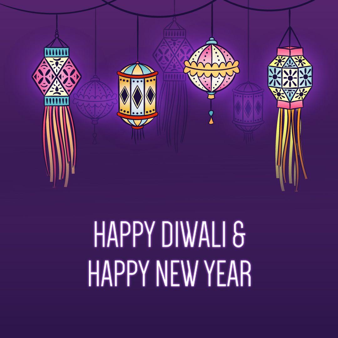Happy Diwali & Happy New Year Happy diwali, Mobile