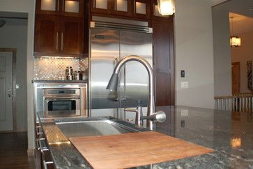 Modern Kitchen - contemporary - kitchen - other metro - bancke4