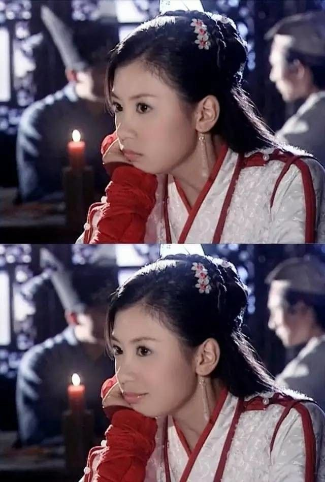 Jia Jing Wen In Heavenly Sword And Dragon Sabre 2003